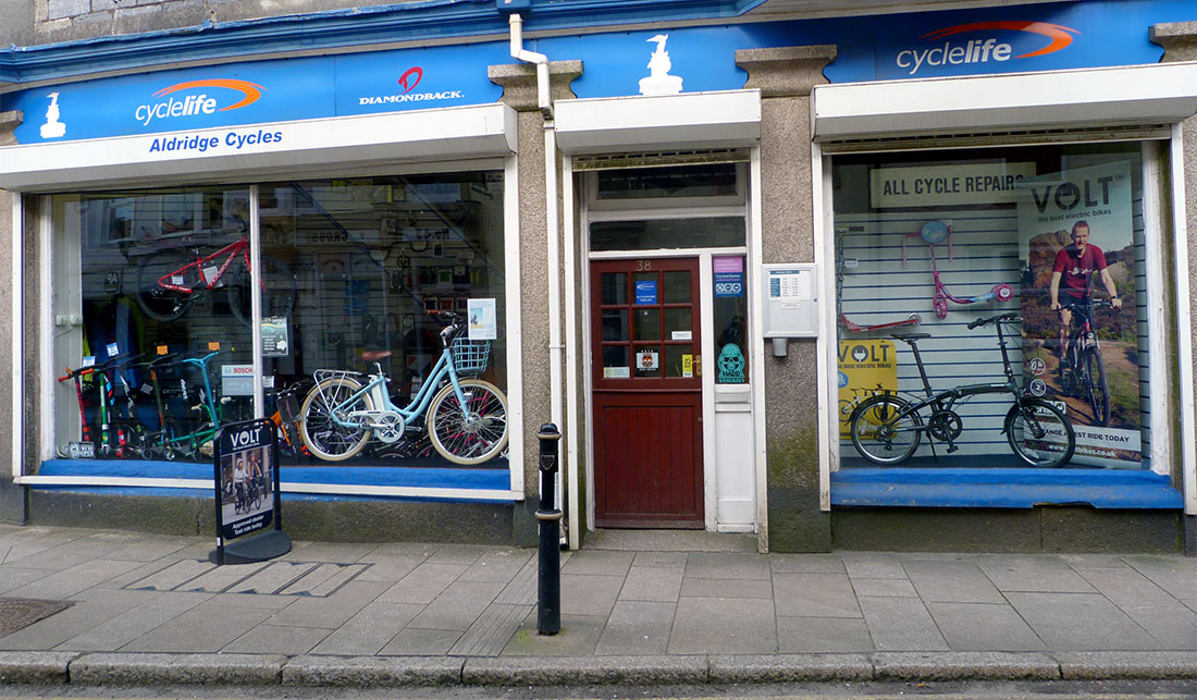 Aldridge Cycles Camborne